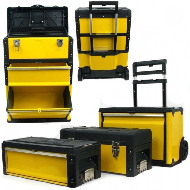 Fantastic Better Built 70 Crown Series Slimline Low Profile Crossover Truck Husky Stackable Storage Bins