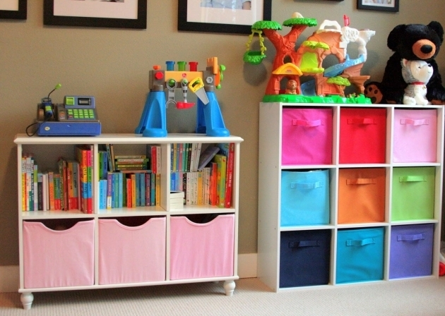 Fascinating 44 Best Toy Storage Ideas That Kids Will Love In 2017 Diy Cube Storage Bins