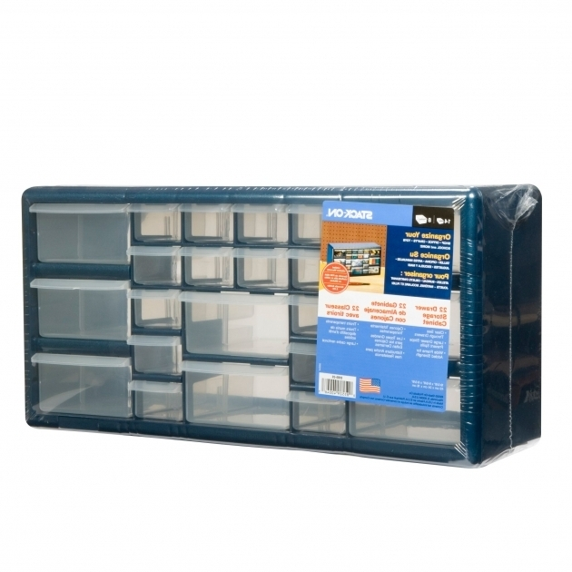 Fascinating Sears For 13 Dollars Office Supply Closet Organizer Google Stack On 22 Drawer Storage Cabinet