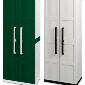 Plastic Storage Cabinet With Doors