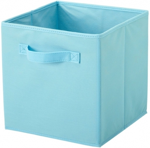 Fascinating Storage Organization Sleek Wooden Organizer With White Canvas Teal Storage Bins