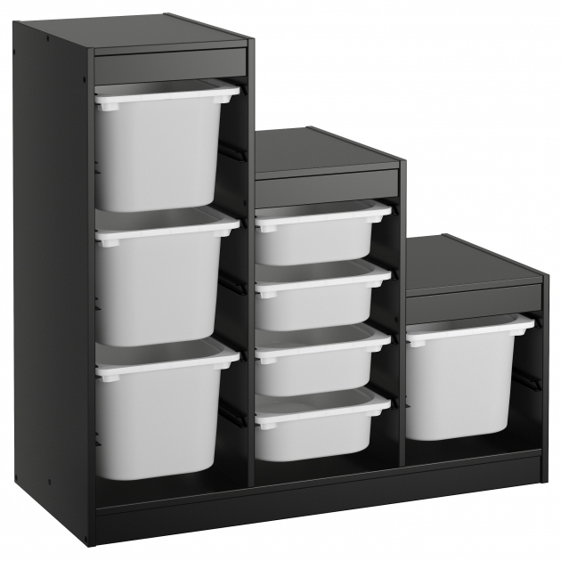 Fascinating Trofast Toy Storage Series Combinations Boxes Lids Ikea Ikea Toy Storage Bins