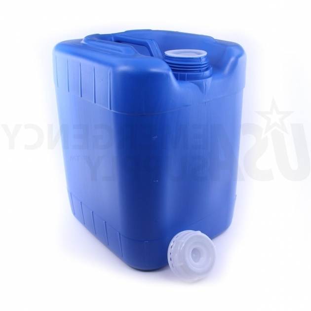 Gorgeous 5 Gallon Stackable Emergency Water Container Usa Emergency Supply 5 Gallon Water Storage Containers