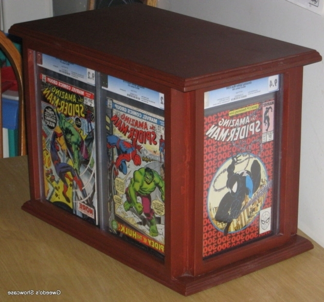 Comic Book Storage Cabinets Storage Designs