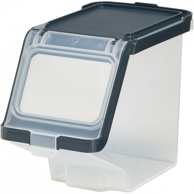 Gorgeous Plastic Storage Bin With Lid In Plastic Storage Bins Plastic Storage Bins With Lids