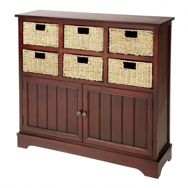 Image of Cabinet With Basket Storage Creative Cabinets Decoration Storage Cabinets With Baskets