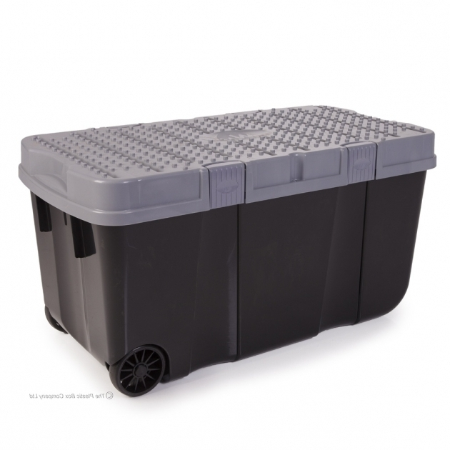 Incredible Plastic Containers With Wheels Advantus Rolling Storage Box With Plastic Storage Containers With Wheels