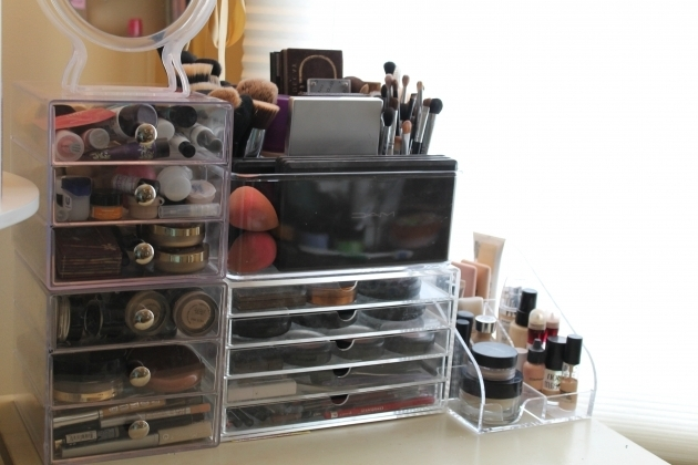 Marvelous Acrylic Makeup Storage Bed Bath And Beyond Storage Containers