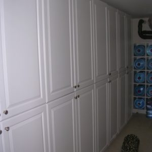Basement Storage Cabinets