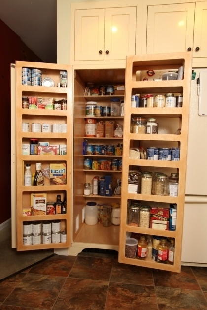 Marvelous Kitchen Cabinet Door Storage Ideas Food Storage Cabinet With Doors
