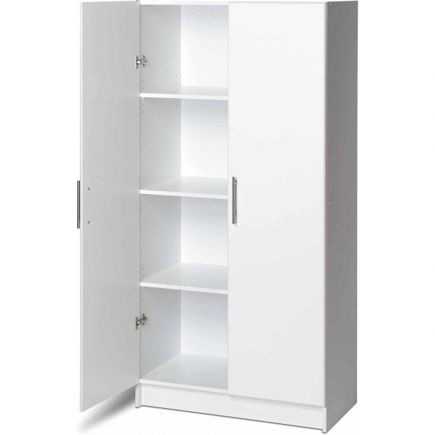 Marvelous Prepac 32 Storage Cabinet Walmart White Storage Cabinets With Doors