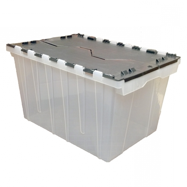 Marvelous Shop Plastic Storage Totes At Lowes Plastic Storage Bins With Lids