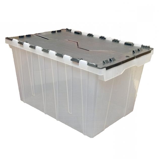 Plastic Storage Bins With Lids Storage Designs