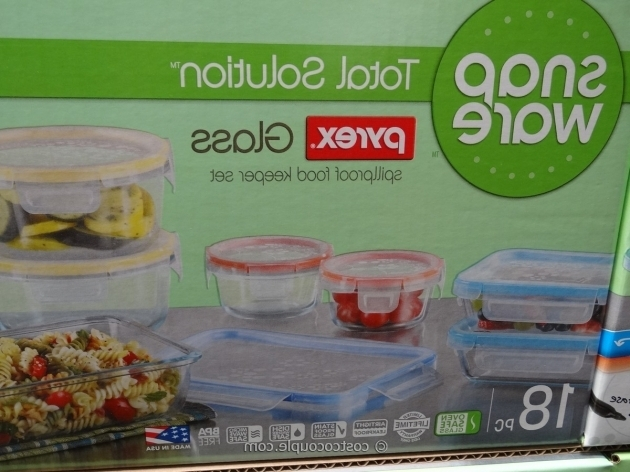 Marvelous Snapware Pyrex Glass Food Storage Set Costco Storage Containers