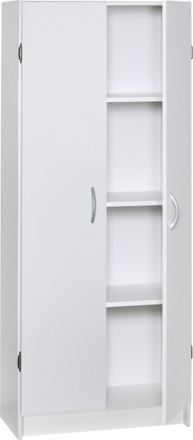 Outstanding Cabinet With Doors And Shelves White Storage Cabinets With Doors