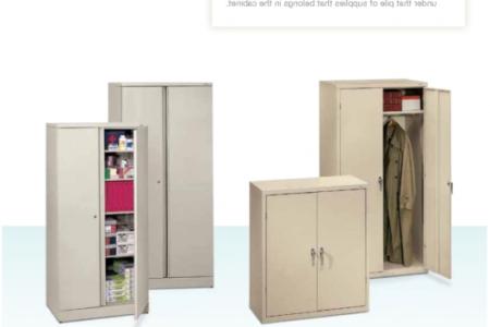 Hon Storage Cabinets