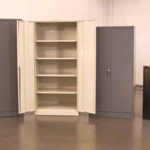 Uline Storage Cabinets