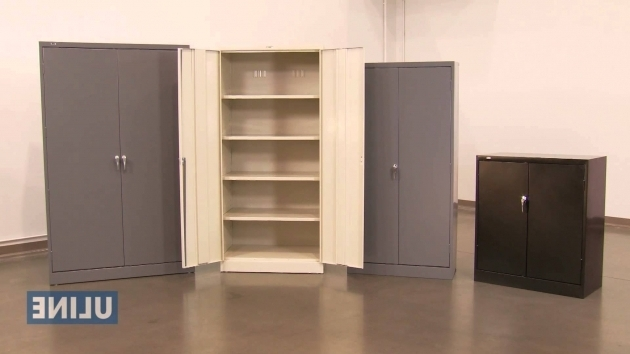 Outstanding Storage Cabinets Youtube Uline Storage Cabinets