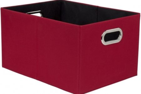 Collapsible Canvas Storage Bins