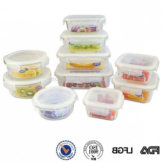 Picture of Glass Container Glass Container Suppliers And Manufacturers At Glass Food Storage Containers With Lids