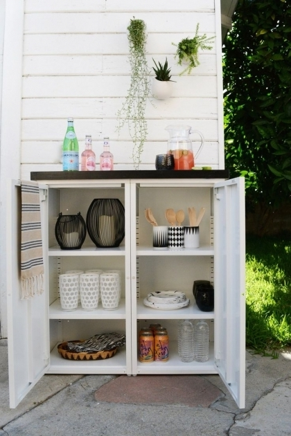 Remarkable 25 Best Outdoor Storage Ideas On Pinterest Backyard Storage Small Outdoor Storage Cabinet