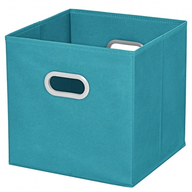 Remarkable Cloth Storage Bins Maidmax Set Of 6 Nonwoven Foldable Collapsible Teal Storage Bins