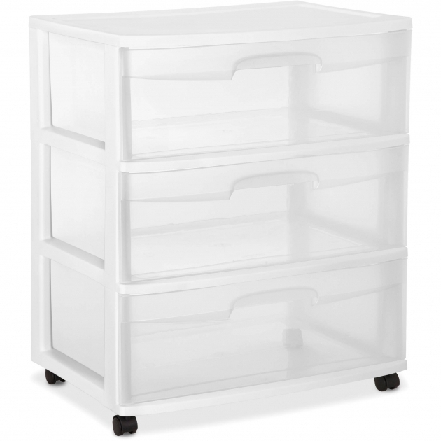 Remarkable Storage Bins With Drawers Trabel Plastic Storage Bins With Drawers