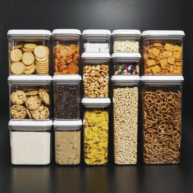 Stunning 20 Best Pantry Organizers Hgtv Container Store Storage Bins