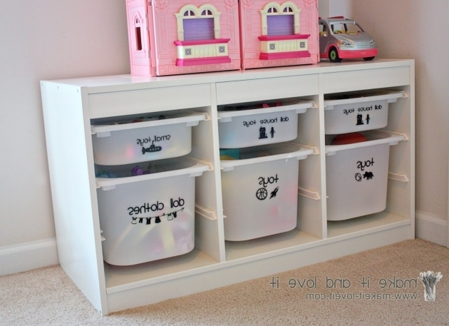 Stunning Decorate My Home Part 22 Toy Bin Labeling Make It And Love It Toy Storage Bins Ikea