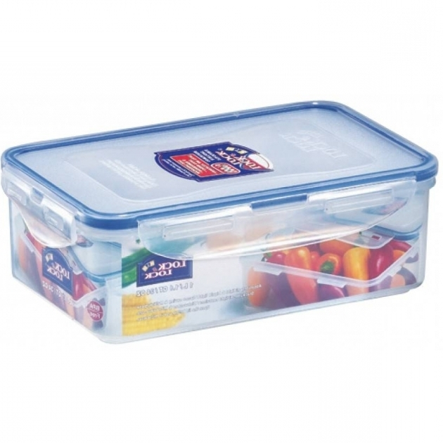 Stunning Lock Hpl817 Classics Rectangular Food Container 1 Litre Lock And Lock Storage Containers