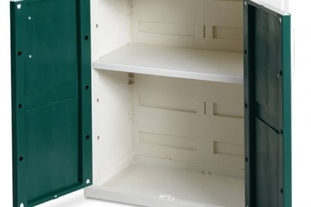 Small Outdoor Storage Cabinet