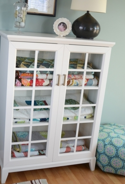 Stylish 25 Best Ideas About Quilt Storage On Pinterest Bookshelf Pantry Quilt Storage Cabinets