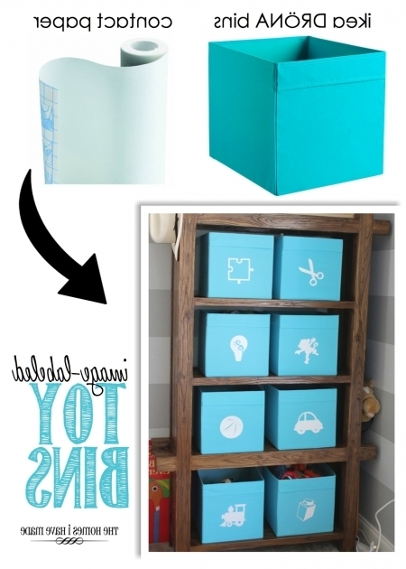 Stylish Image Labeled Toy Bins The Homes I Have Made Turquoise Storage Bins