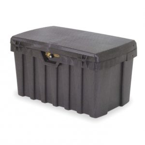 Storage Bins With Locks
