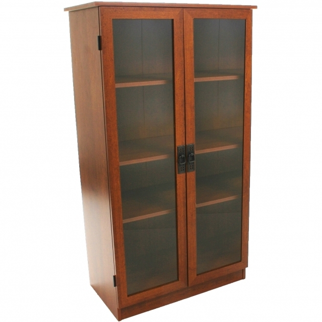 Stylish Storage Cabinets With Doors Shelf Indoor Storage Cabinets