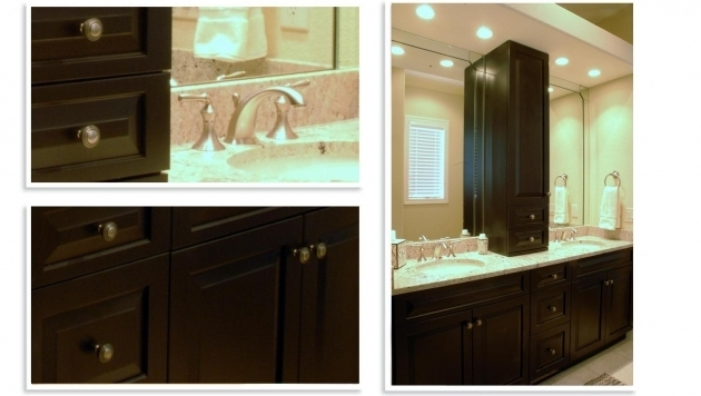 Awesome Dark Bathroom Furniture Raya Furniture Bathroom Countertop Storage Cabinets