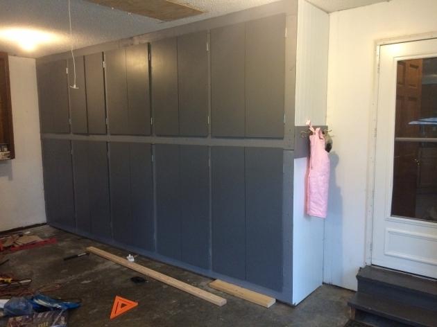 Best Diy Garage Storage Cabinets Sugar Bee Crafts How To Build Storage Cabinets