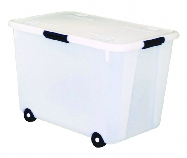 Image of Storage Bins With Wheels Storage Bins With Wheels