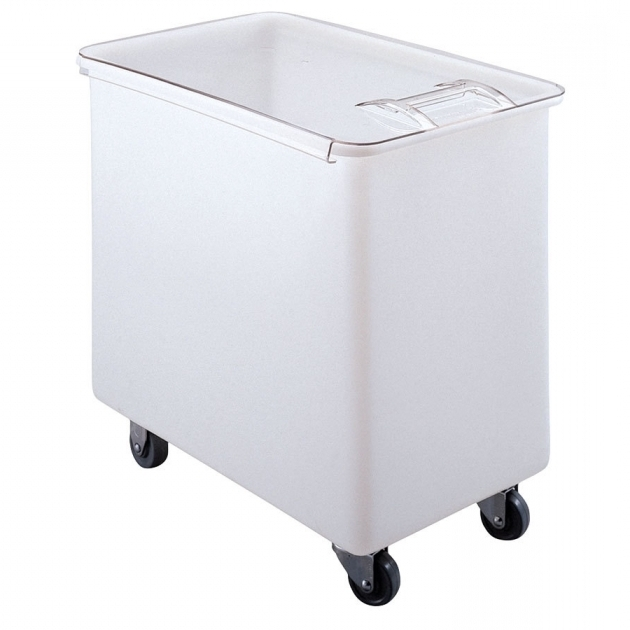 Marvelous Modern Playroom With Silver Mesh Rolling Storage Bin 4 Black Storage Bins With Wheels