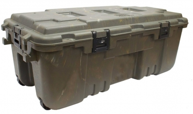 Marvelous Special Garage With Camo Plano Molding Storage Box Home Depot Storage Bins With Wheels