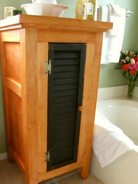 Stylish How To Build An Armoire Storage Cabinet How Tos Diy How To Build Storage Cabinets