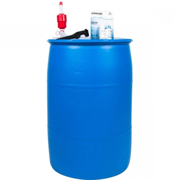 Alluring Augason Farms Emergency Water Storage Kit Walmart 55 Gallon Water Storage Containers