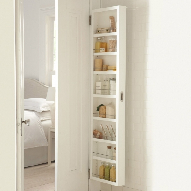 Alluring Classic Deluxe Behind Door Storage Cabinet Best Home Furniture Behind The Door Storage Cabinet