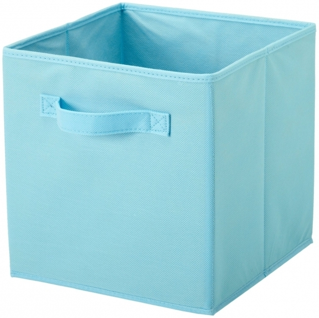 Alluring Decorating With Fabric Storage Bins The Home Redesign White Fabric Storage Bins