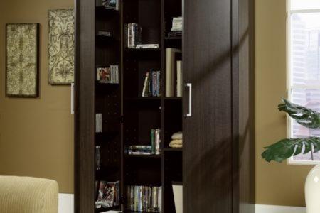 Sauder Storage Cabinet With Drawer