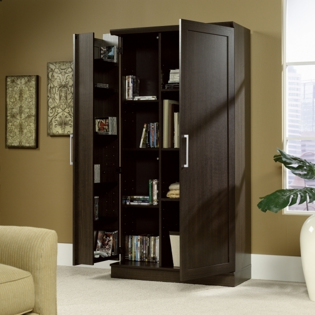 Alluring Homeplus Storage Cabinet 411572 Sauder Sauder Storage Cabinet With Drawer