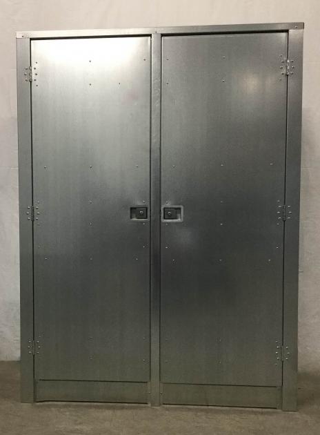 Amazing Metal Storage Cabinet With Doors Premier Door Company Metal Storage Cabinets With Doors