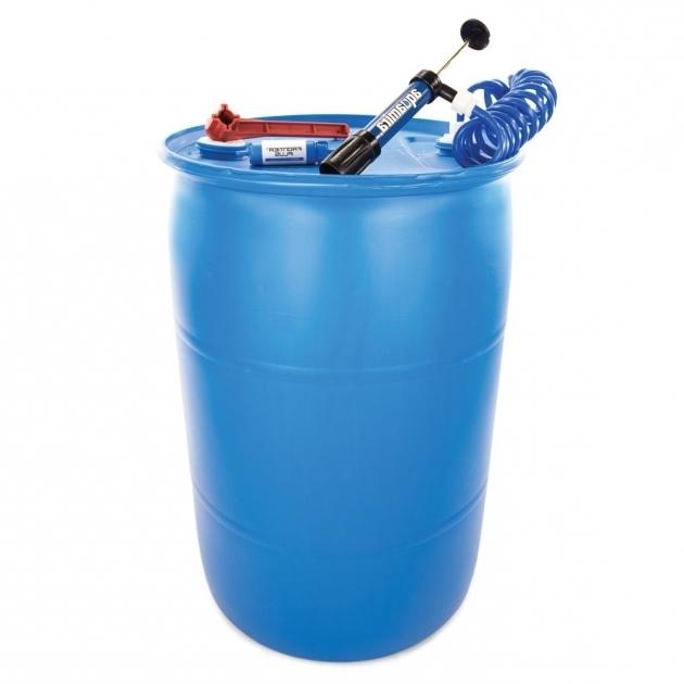 Amazing Water Storage 60 Gallon Storage Bin