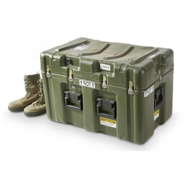 Awesome Us Military Surplus Hardigg Waterproof Case Used 291999 Waterproof Storage Containers