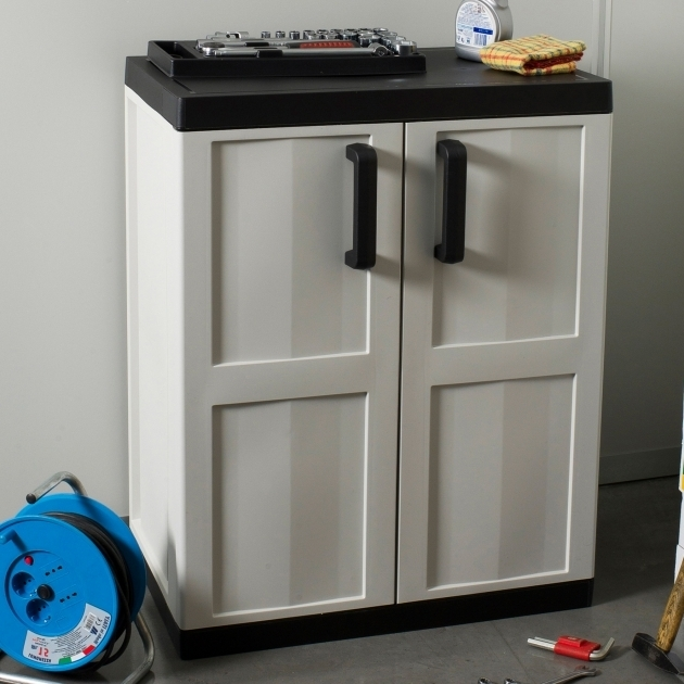 Best Black And Decker Garage Cabinets Plastic Storage Cabinets For Garage